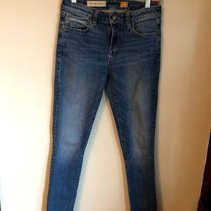 Anthropologie Skinny Jeans - Light Wash/Stretch